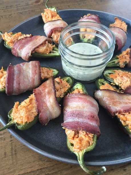 Easy Paleo Appetizers
