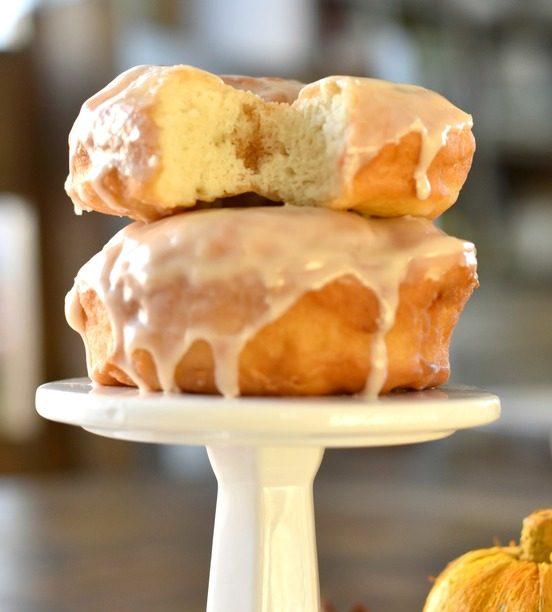 Fried Gluten Free Donuts