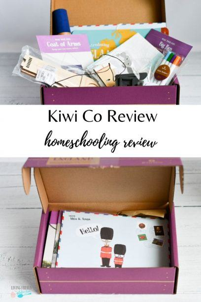 PIn for KiwiCo Review