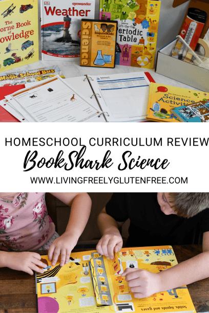 PIN for BookShark Science Curriculum Review