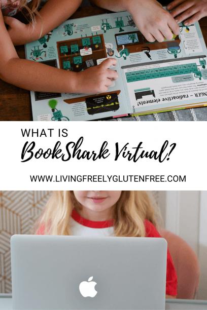 PIN for What is BookShark Virtual
