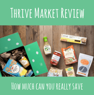 thrive market review - is it worth it