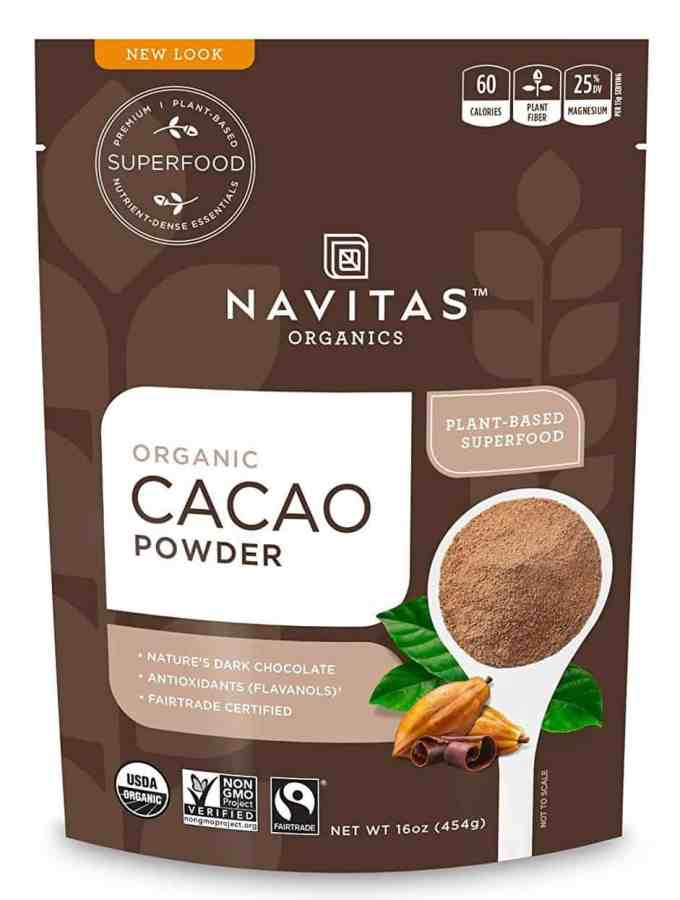 best cacao superfood powder for smoothies