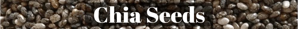 Chia seeds smoothie superfood