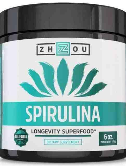best blue spirulina for smoothies
