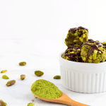 matcha bliss balls