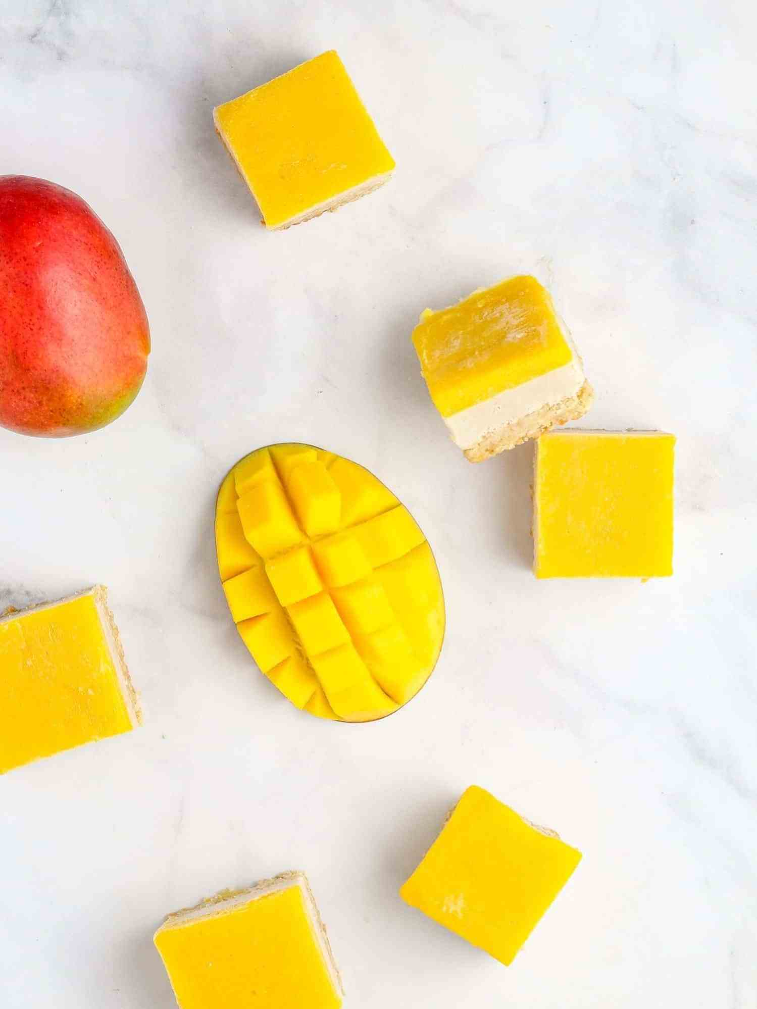 mango dessert bars