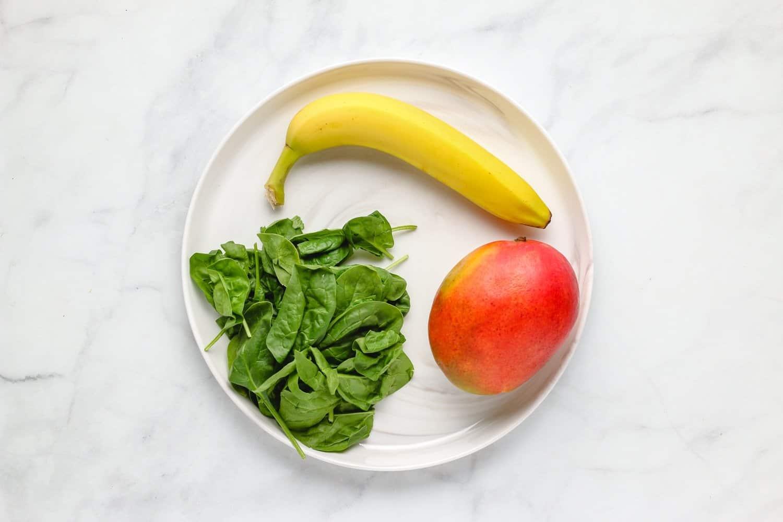 spirulina smoothie bowl ingredients