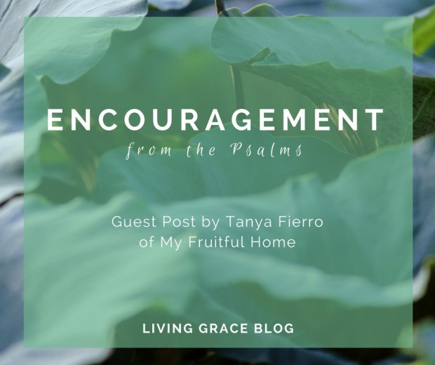 Tanya Fierro of My Fruitful Home shares how she finds encouragement through the Psalms. Living with chronic illness is no easy task and her message is one of honesty and encouragement for those seeking it in their faith.