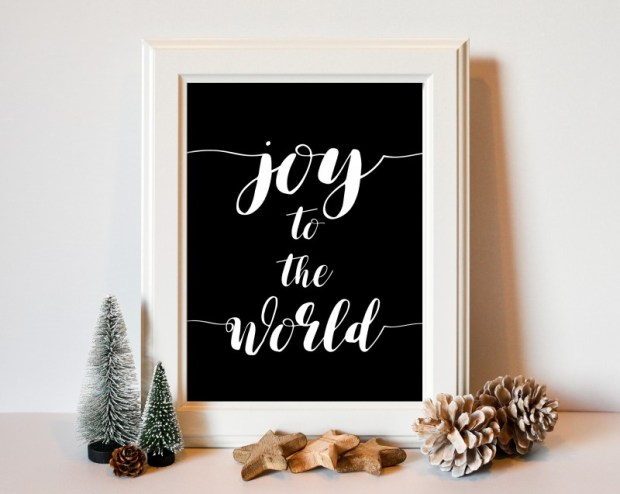 Win a Gift Certificate to Eight Fourteen Designs so you can get this print for free! Enter the giveaway at livinggraceblog.com - Ends 12/16/16
