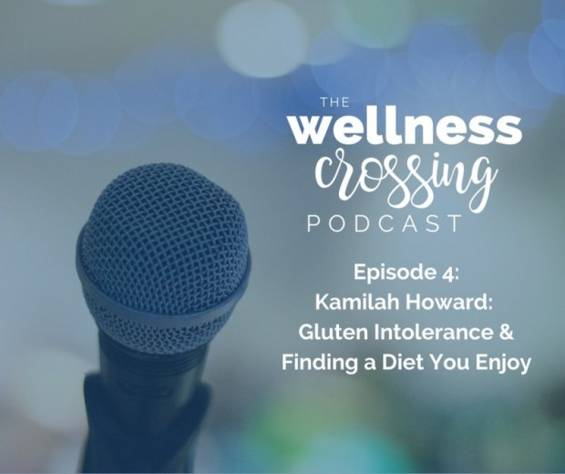 Finding a diet you enjoy after being diagnosed with a gluten intolerance may not be an easy task, but it's one that Kamilah Howard has been determined to pursue. Her love for exploring new foods is contagious! Listen in and be inspired by her nuggets of wisdom for navigating gluten intolerance.
