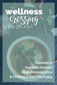 Anyone else find themselves overwhelmed by changing their diet after diagnosis? Listen is as Kamilah and I talk all about finding a diet you can enjoy, that works for YOU.