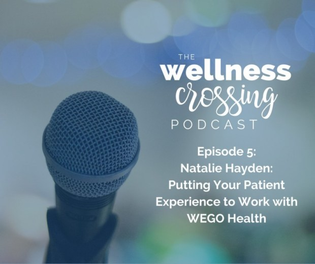 Anyone else wish their patient experience with chronic illness could be valued the same as work experience? Well, WEGO Health is changing the game and recognizing the value that patients have to offer. Listen in as Natalie Hayden and I talk about her experience finding work through the WEGO Health Expert Platform and how YOU can too! Click here to tune into the podcast.
