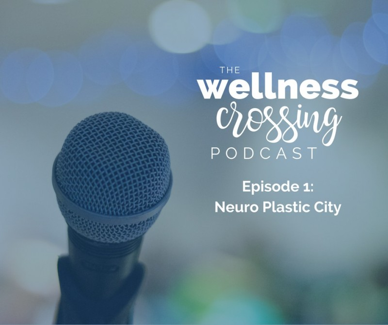 The Wellness Crossing: NEW Podcast launch!