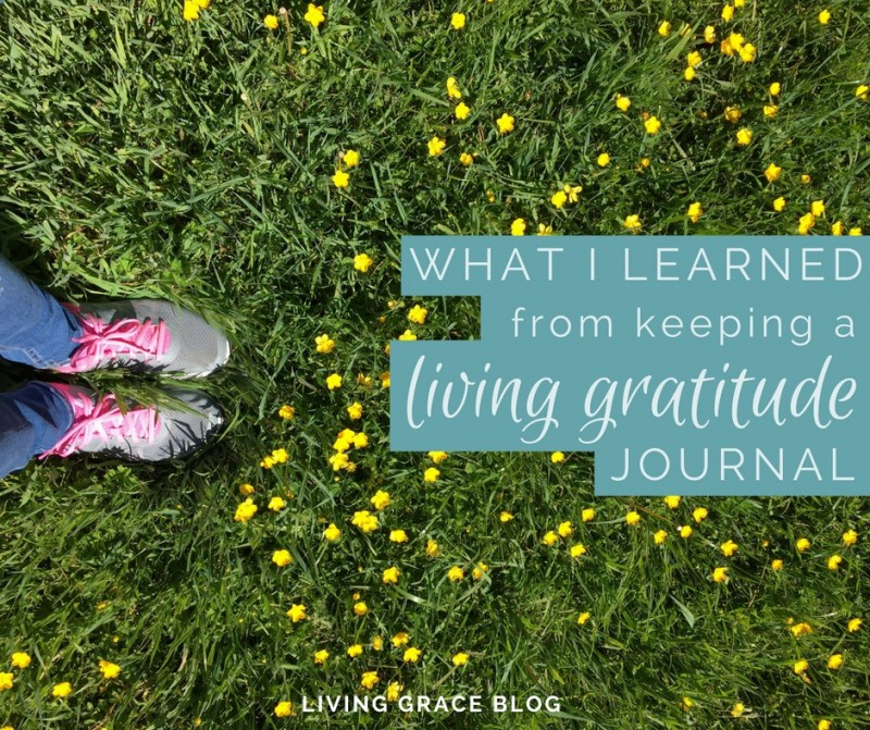Living Gratitudes: A New Approach to the Gratitude Journal