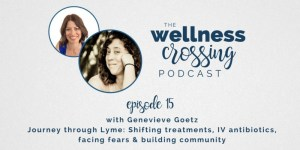 Healing from Lyme is a complex journey for many who are diagnosed. It can be incredibly confusing trying to navigate the unending list of treatment options and find what's best for YOU. But sometimes how we get there is through listening to others' stories and learning to trust our instincts. Today Genevieve Goetz is unpacking what it's looked like for her to face her fears and give IV antibiotics a chance. And you don't want to miss how her story is changing! Click to tune in. :) www.livinggraceblog.com/podcast