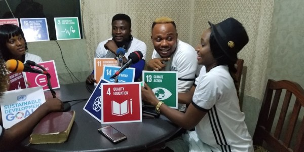SDGs Action Campaign Radio Broadcasting