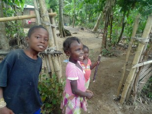 The Children of Camp Coq