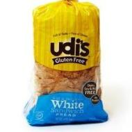 Udi's Gluten Free White Bread - A Favorite Low FODMAP Food