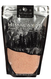 Himalayan Salt, Finely Ground