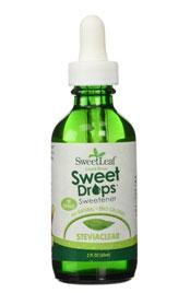 Sweet Leaf Liquid Stevia