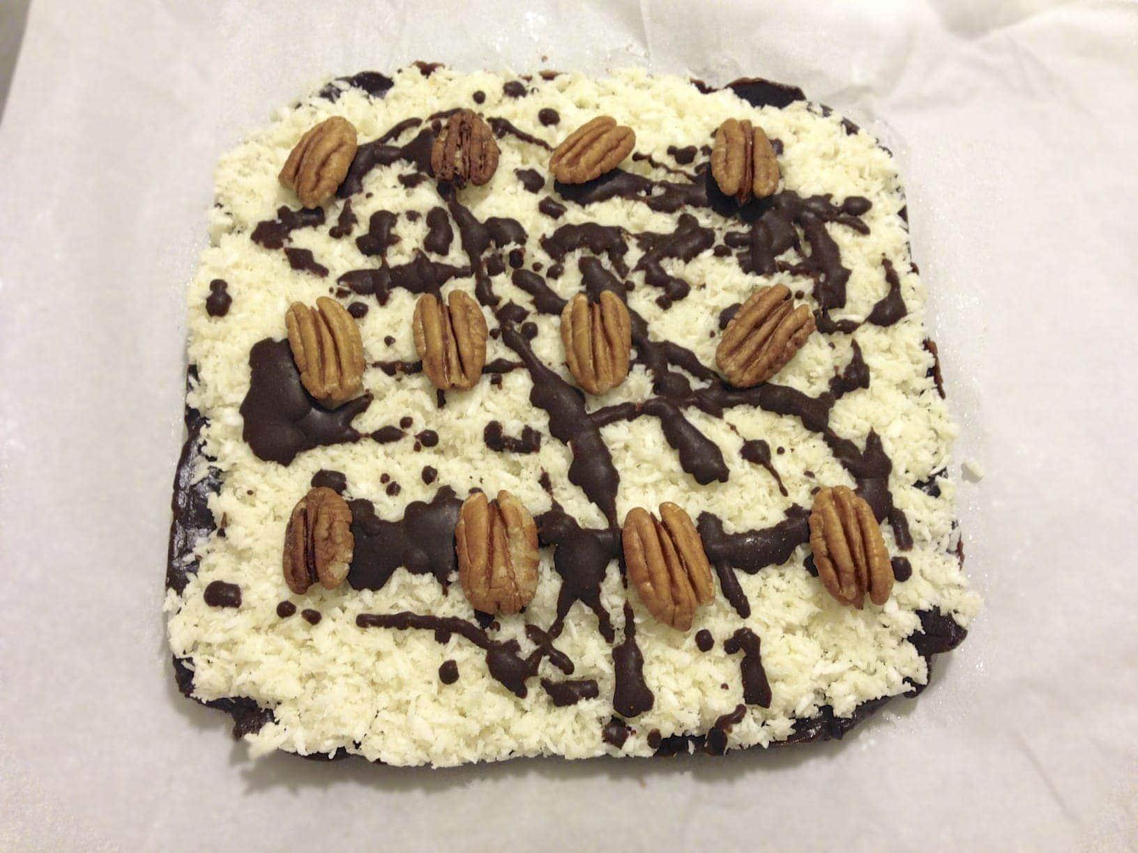 paleo chocolate coconut bar2