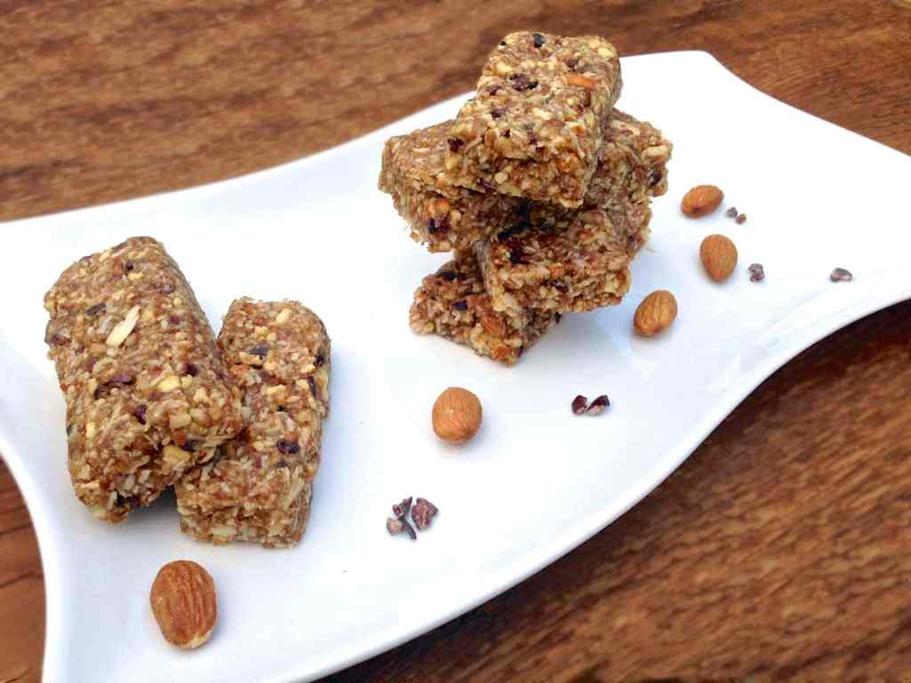 Coconut Cacao Nib Breakfast Bar | Must-Try Homemade Breakfast Bar Recipes