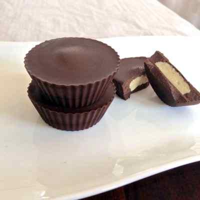 paleo macadamia nut butter cups
