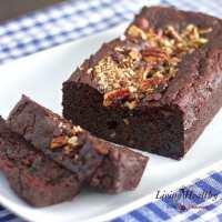 BEST Chocolate Zucchini Bread (Gluten Free, Paleo)