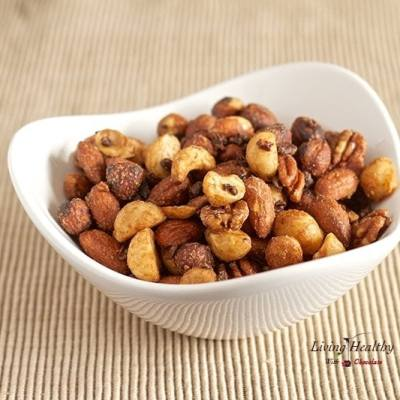 Paleo Cacao Nut Clusters