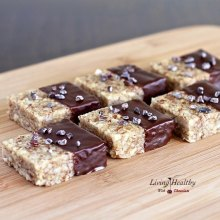 Paleo Nut Krispy Treats