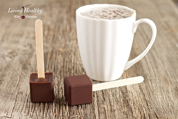Paleo Hot Chocolate On a Stick
