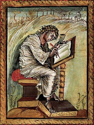 Read Book of Matthew Text
