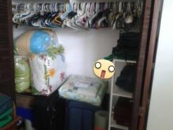 wardrobes...