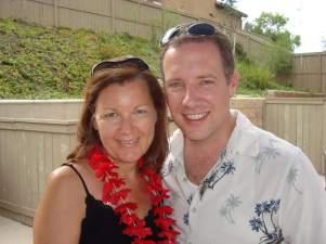 Stephanie and Ed