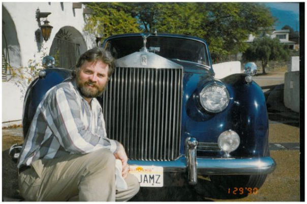 Jim's 1960 Rolls Royce Silver Cloud II