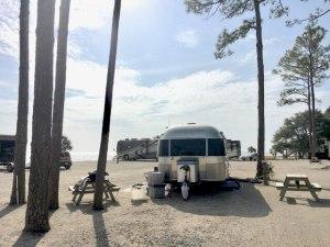 Ho Hum RV Park, Carrabelle, Florida