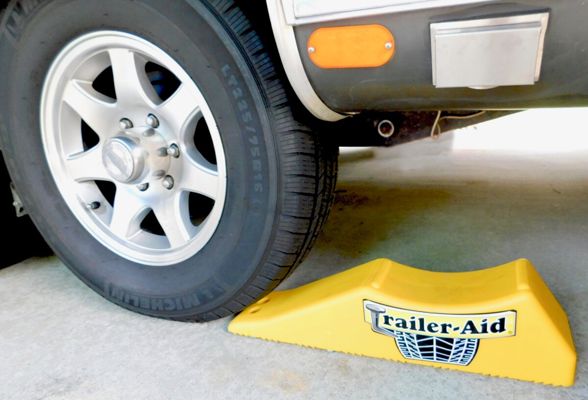Trailer Aid Tandem Tire Changing Ramp Living In Beauty