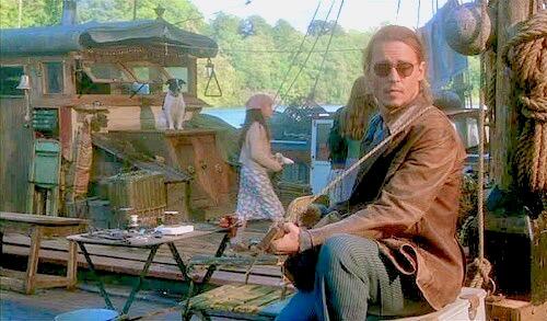 Johnny Depp - Chocolat - 2000