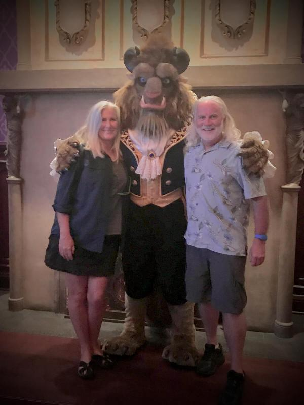 Disney World - Be Our Guest - The Beast