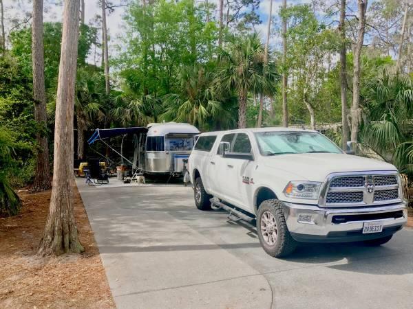 Disney World - Fort Wilderness campground