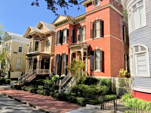 Downtown Savannah - Living In Beauty - Full-time Airstream travels