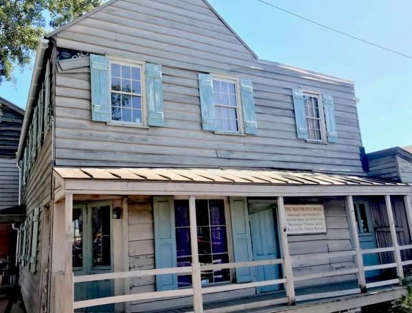 Pirate House, Downtown Savannah