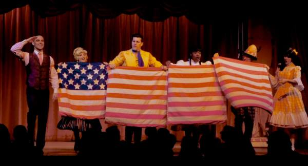 Disney's Hoop-Dee-Do Musical Revue