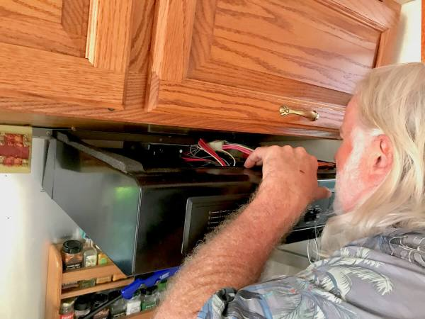 RV Kitchen Stove Top Hood replacement Sam-1