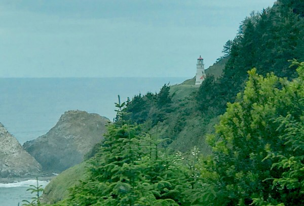 Heceta Head Lighthouse, Florence, Oregon