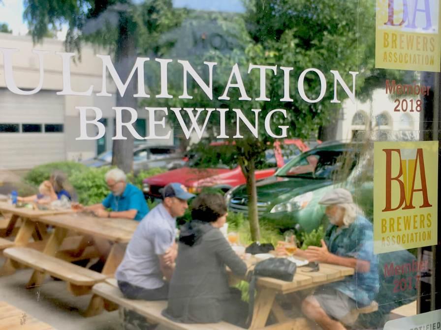 Culmination Brewing - Portland, Oregon