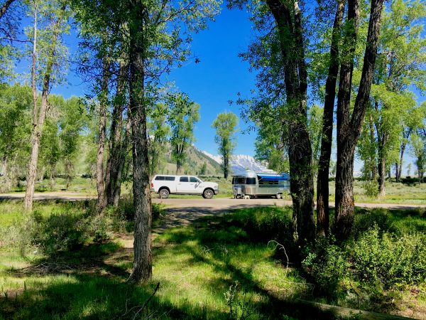RV water conservation
