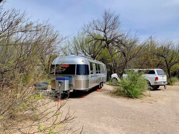 Big Bend  Rio Grande Village Campground