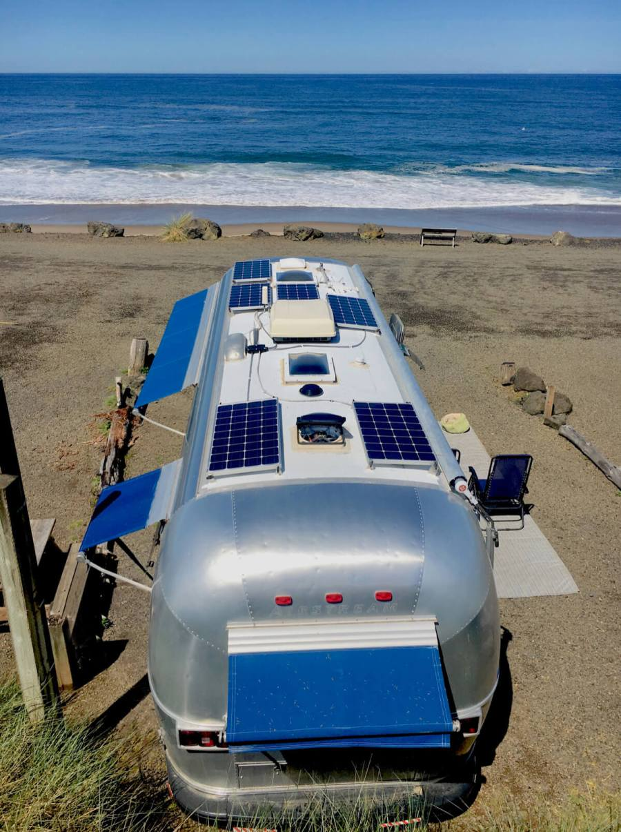 RV solar power